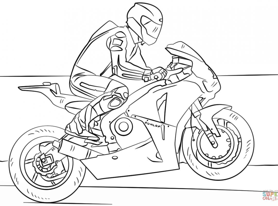 30 Great Image Of Motorcycle Coloring Pages Albanysinsanity Com In 2020 Printable Coloring Pages Free Printable Coloring Pages Coloring Pages
