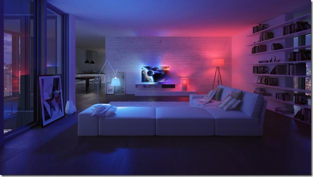 Hue Lampen Philips : Philips ambilight und hue lampen kombinieren update diy und