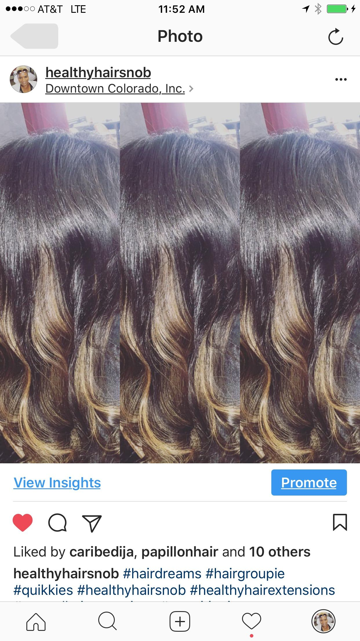 Tape Hhsir Quikkies By Hairdreams For Ombr Balayage Effect