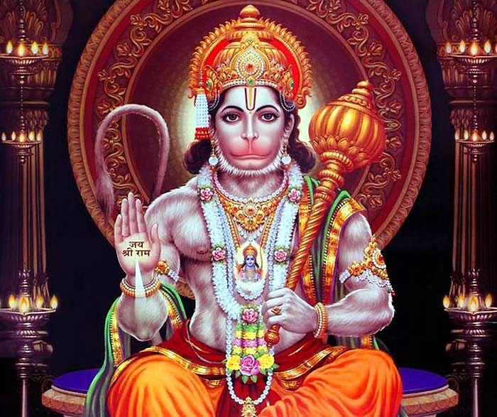 Shri Hanuman Chalisa is a Hindu devotional hymn addressed to Lord