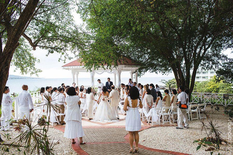 Grand Palladium Lady Hamilton Jamaica Gazebo Wedding Photographer Vcp 244 Grandpalladiumjamaica Ladyhamilton