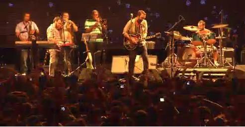 Retorno de Los Hermanos - Recife/PE 20/04/2012