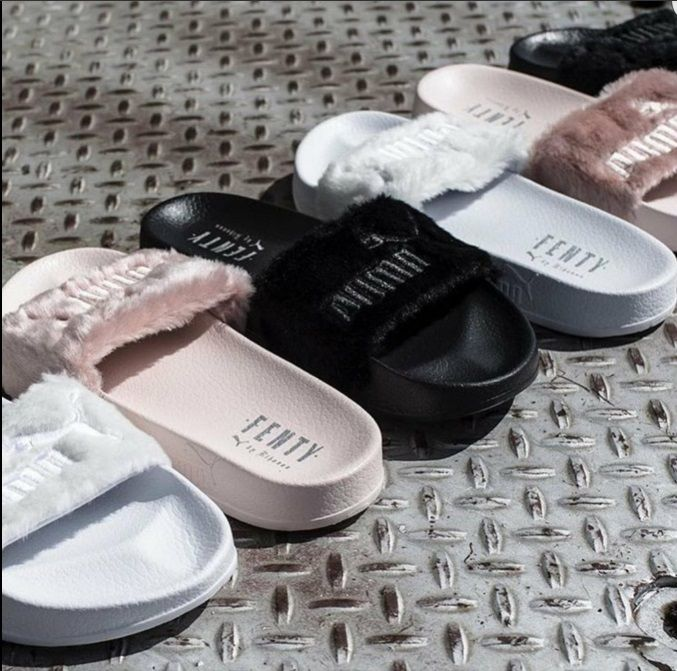 puma fenty by rihanna sandals