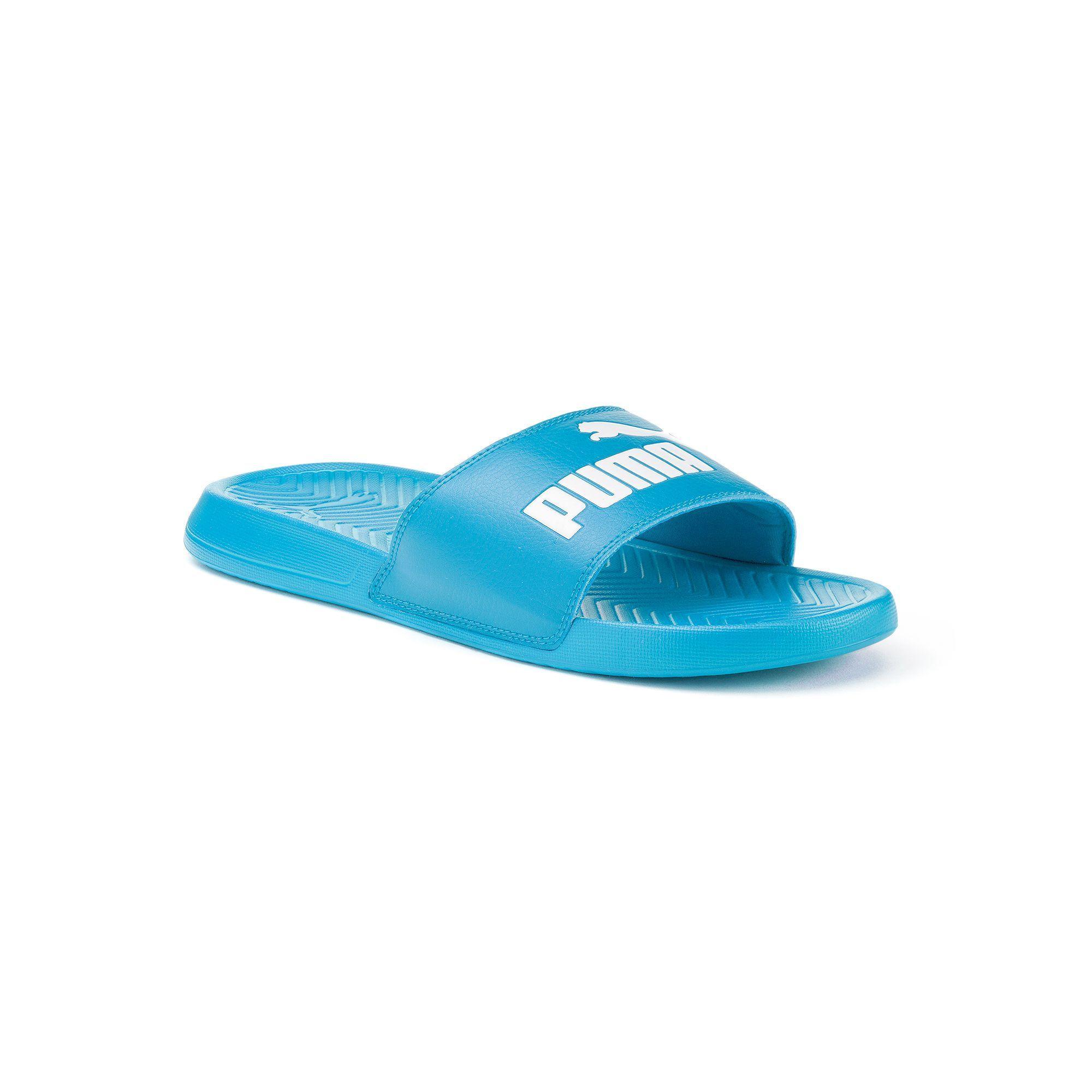 053d23f5b5ffbb PUMA Popcat Men s Slide Sandals