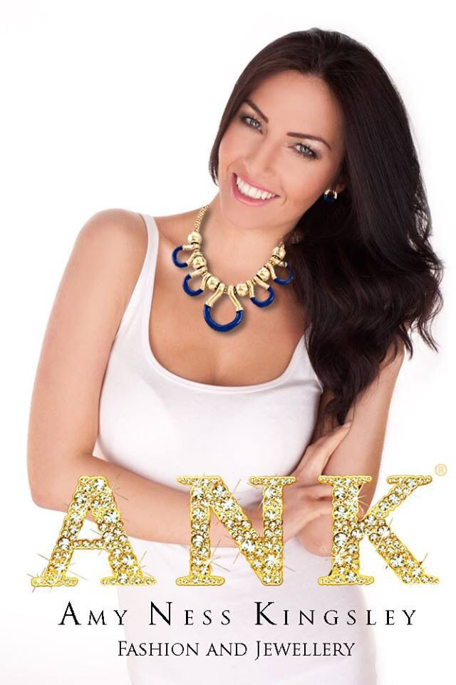 Step into spring and let the sun shine on our jewels ♡ #amynesskingsley #jewelrybyank #accessoriesbyank #designsbyank