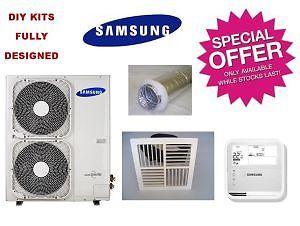 Samsung Ducted Air Conditioning Diy Kit Great Price Diy Air Conditioner Ducted Air Conditioning Diy Kits