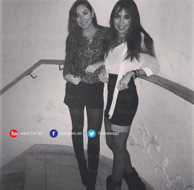 Leyla və Arzu Əliyevalar yep-yeni şəkillərini paylaşdı