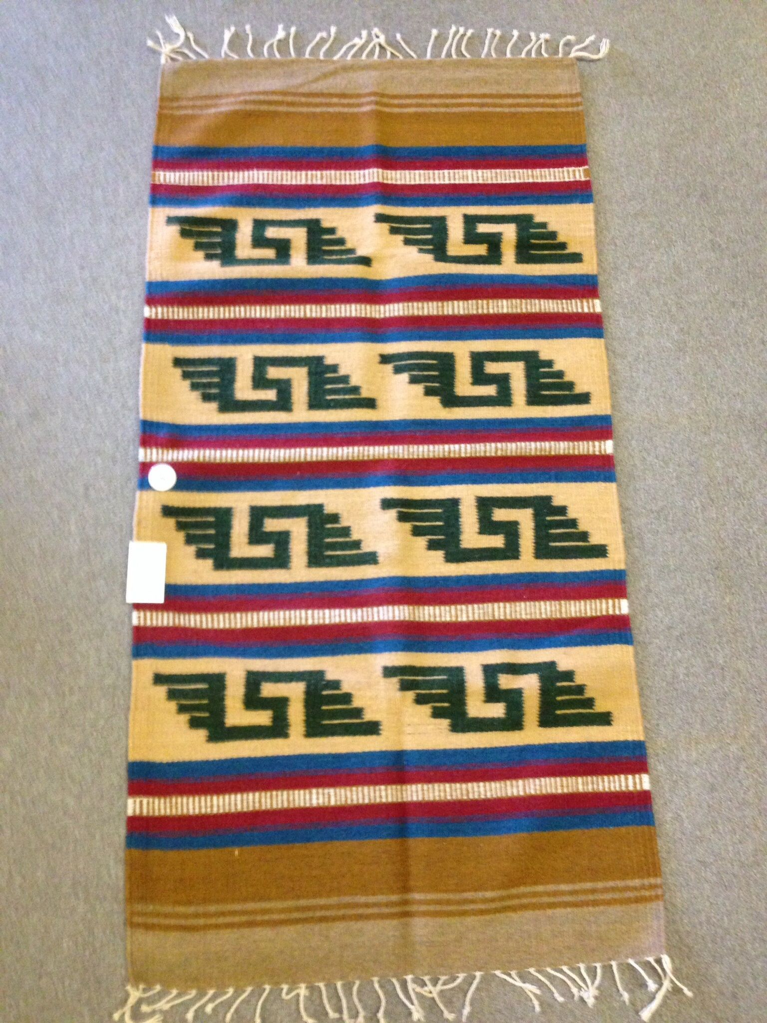 Zapotec Handwoven Rugs From Oaxaca Best Quality And