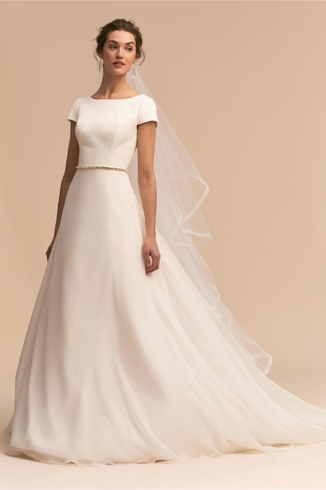 3b18c3b7b3c Crest Gown from BHLDN. Crest Gown from BHLDN Givenchy Wedding Dress