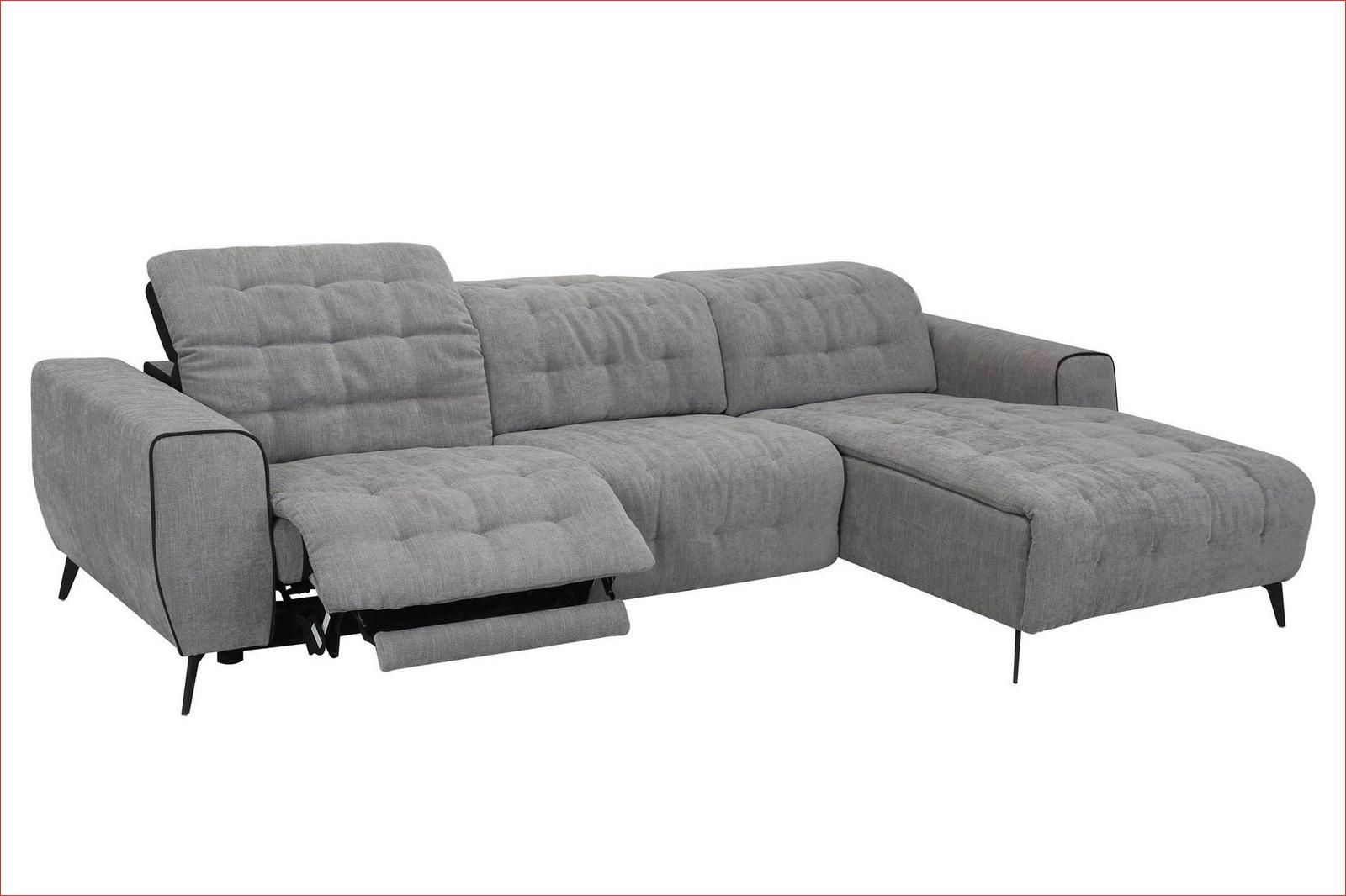 13 Grand Canape Angle Relax Electrique Stock Di 2020