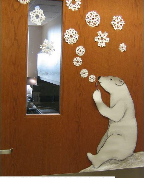 Classroom Decoration For Winter Omg How Cute A Polar Bear