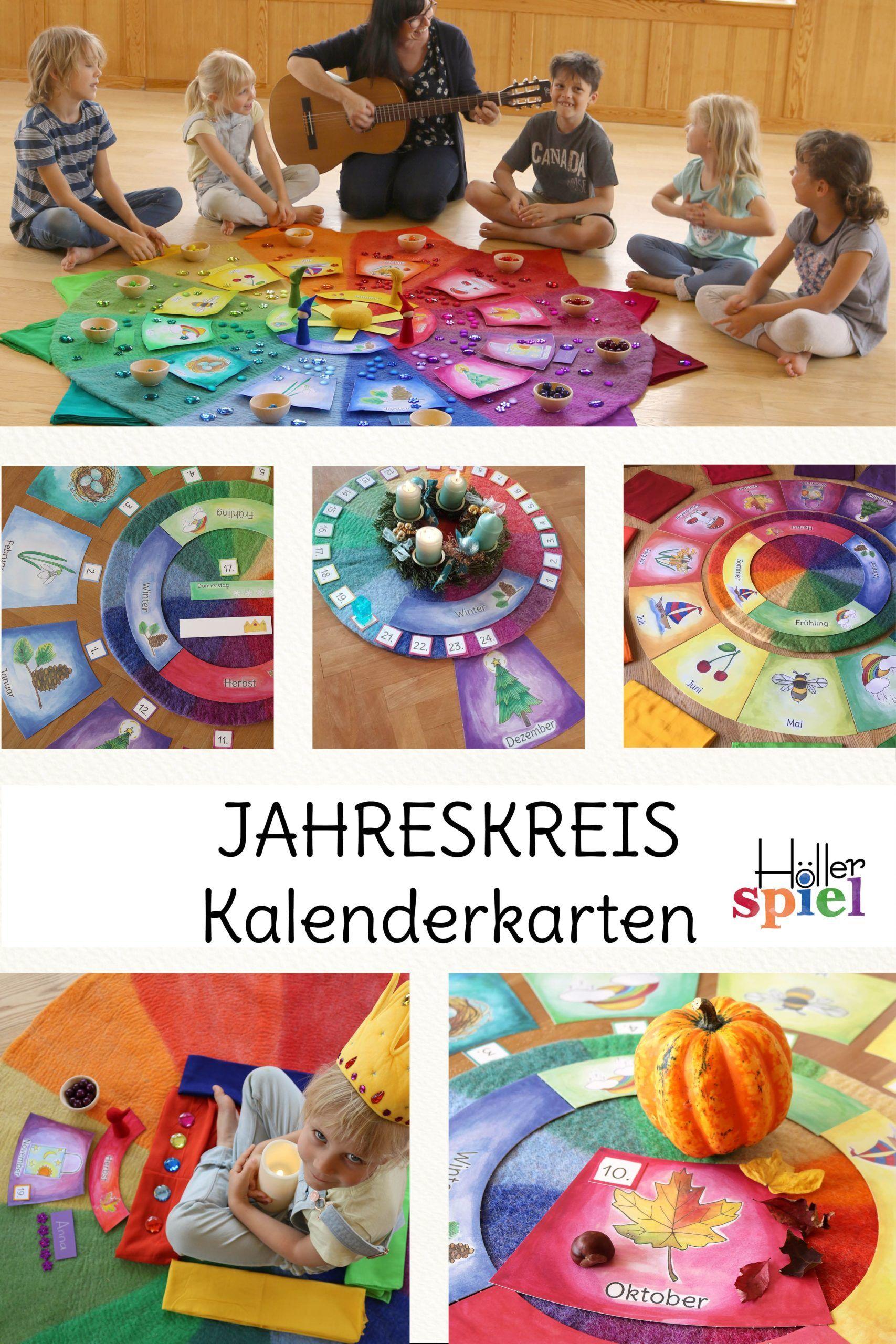kalenderkarten für den jahreskreis den für jahreskreis