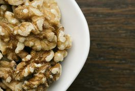 How to Salt & Roast Walnuts #walnutsnutrition