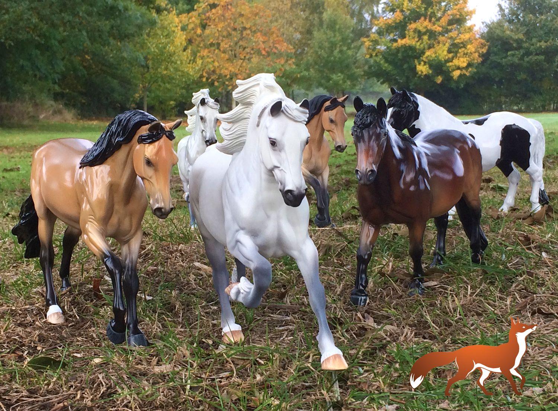 Copperfox Model Horses Horses Custom Horse Bryer Horses