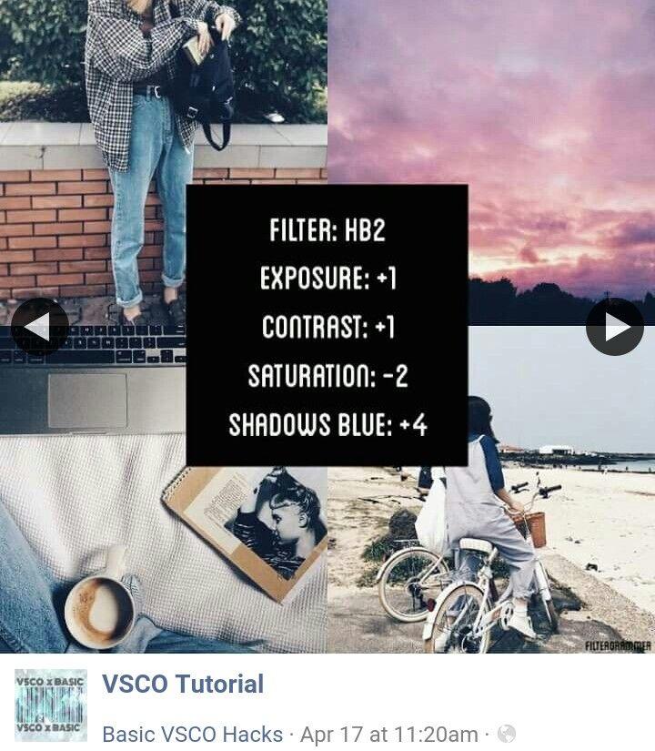 Vsco Tutorial Vsco Photography Vsco Filter Vsco Cam Filters