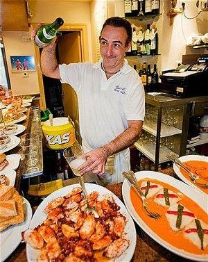 Tapas In Spain The Best Bars In San Sebastian Seville And Madrid