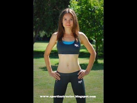 C mo ponerse en forma en 1 semana yoga and fitnes pinterest ponerse en forma formas y yoga - Ponerse en forma en casa ...