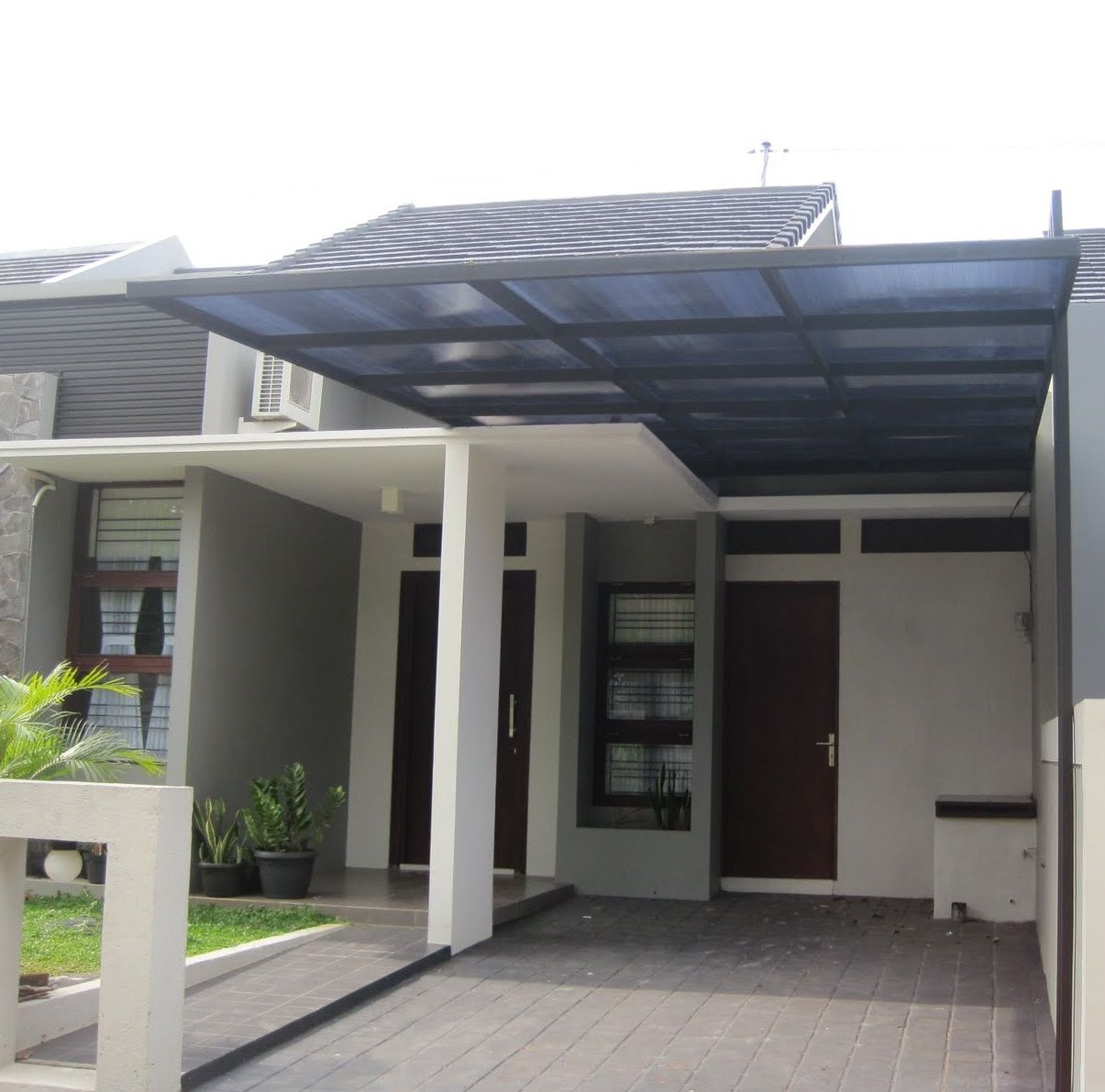 Image Result For Carport Under Modern House: Pin It Like Image