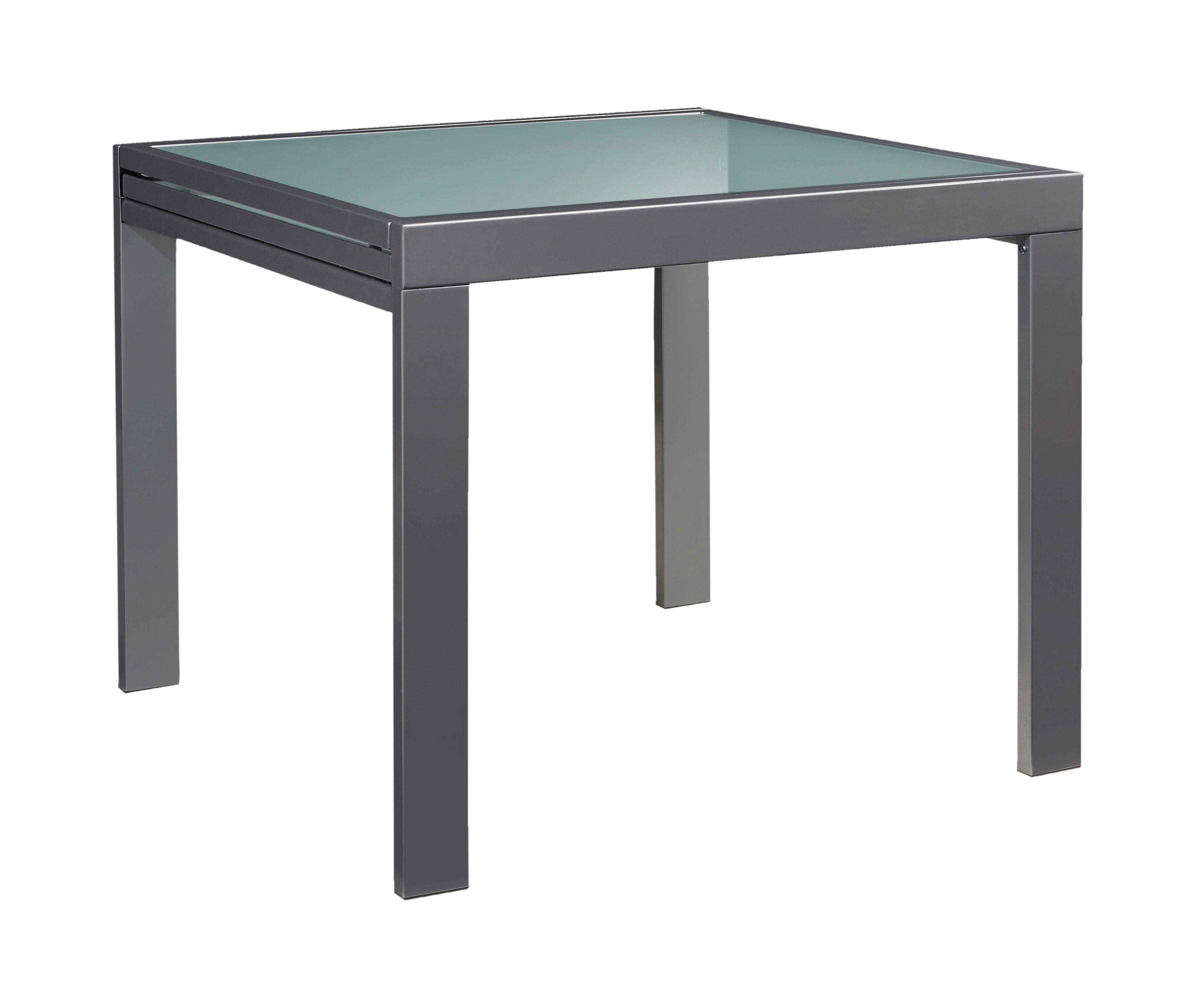 Tisch grau, Breite 90180cm, yourhome Jetzt bestellen