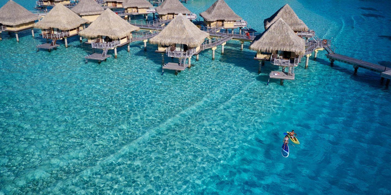 Bora Bora Hotels: InterContinental Le Moana Bora Bora Hotel in Bora Bora, French Polynesia