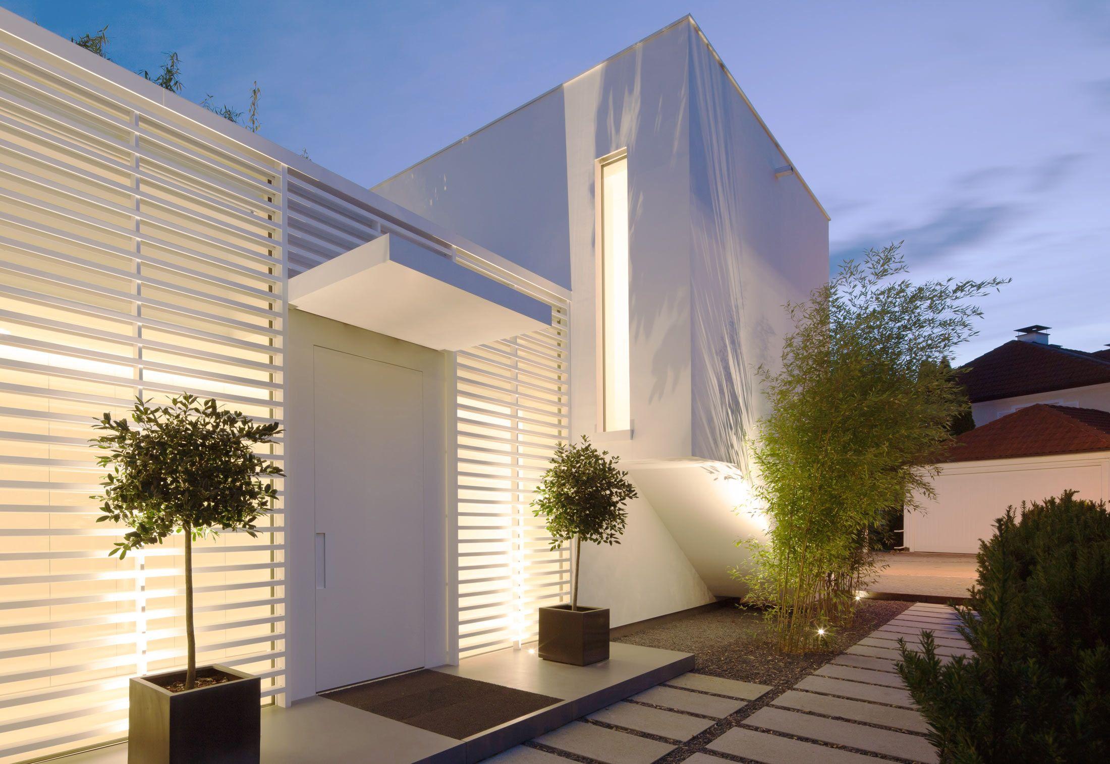 HI-MACS Solid Alpine White, Privat Haus, Bavaria   Doors   Pinterest ...