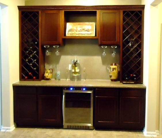 Built In Wine Bars - Google Search