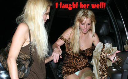 upskirt panties spears Britney