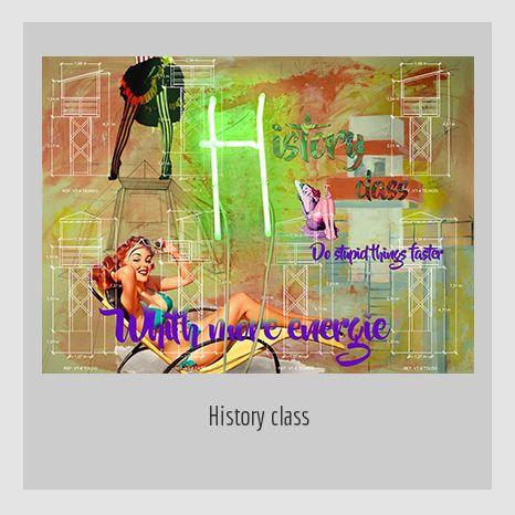 HISTORY-CLASS.  YENY CASANUEVA Y ALEJANDRO GONZÁLEZ. PROYECTO PROCESUAL ART.