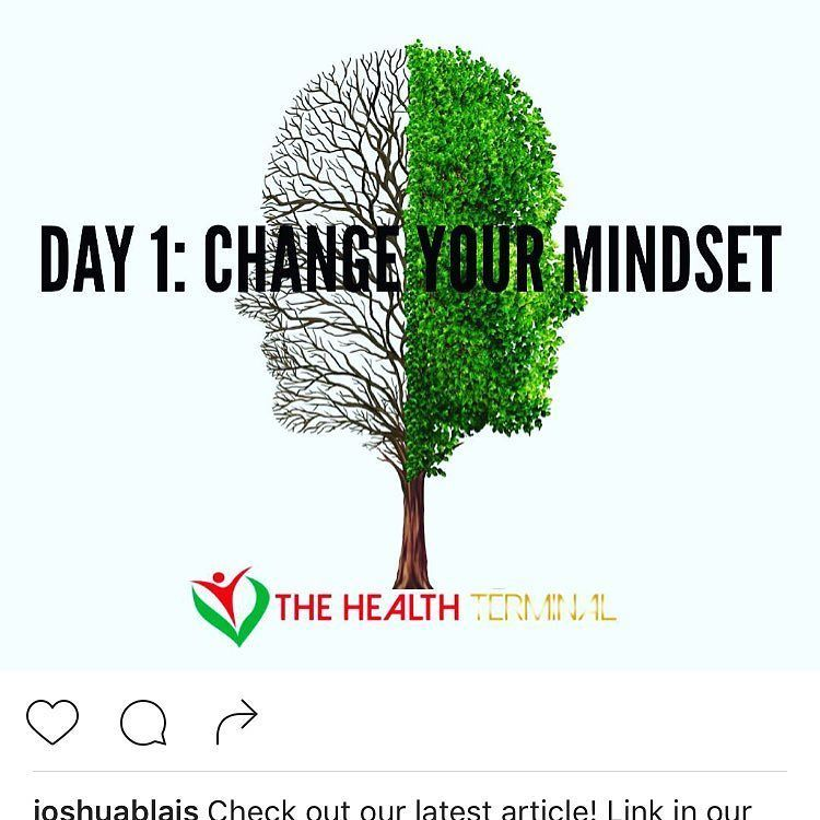 Check out our latest article! Link in the bio Day 1 of 7 in our series of habits to change your health and physique. It only takes one day to change your life follow along over the next week and see what changes you can make!