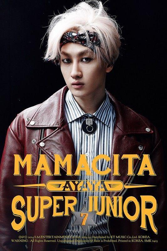 Eunhyuk in Mamacita #SUJU #SJ #Eunhyuk #Mamacita