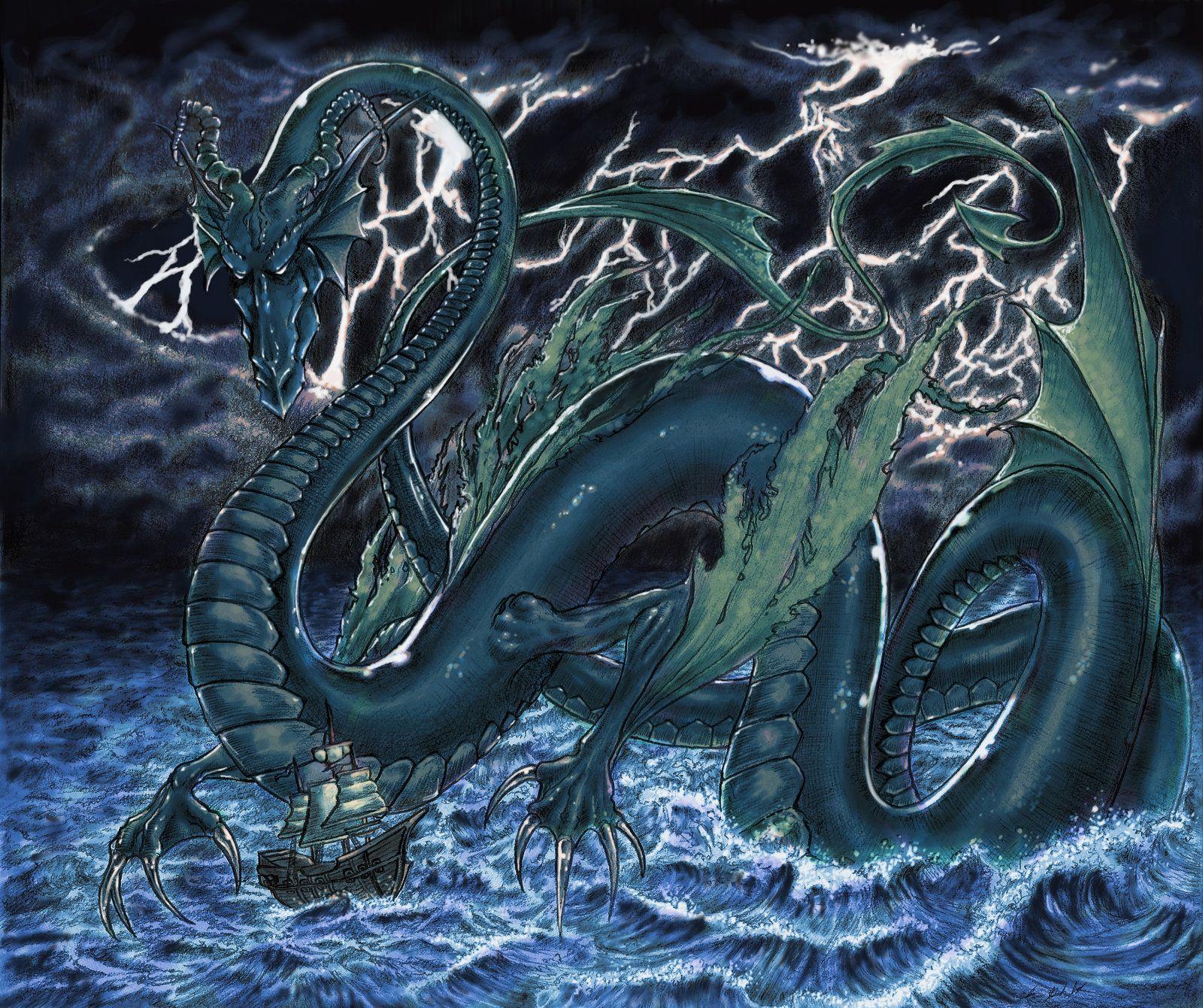 картинки морской змей кого-то устраивают