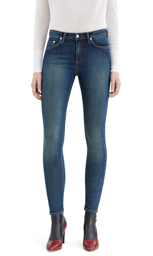 1557bc5425 Acne Studios Skin 5 Marylin Skinny five pocket jeans