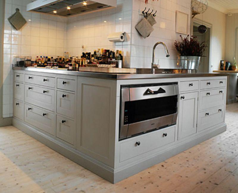Sample Photos Of Traditional Scandinavian Kitchen Design By Kvanum New House Decor Ideas