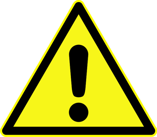 Science Laboratory Safety Signs Hazard Symbol Acrylic Mirror Sheet Symbols