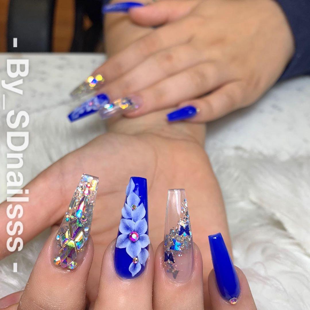 115 Tina Jenny Tony Marry Tracy Renton Wa Acrylicsapplication Coloredacrylic Video Simple Nailsonfleek Nailswag Na Nail Tutorials Nail Spa Nails
