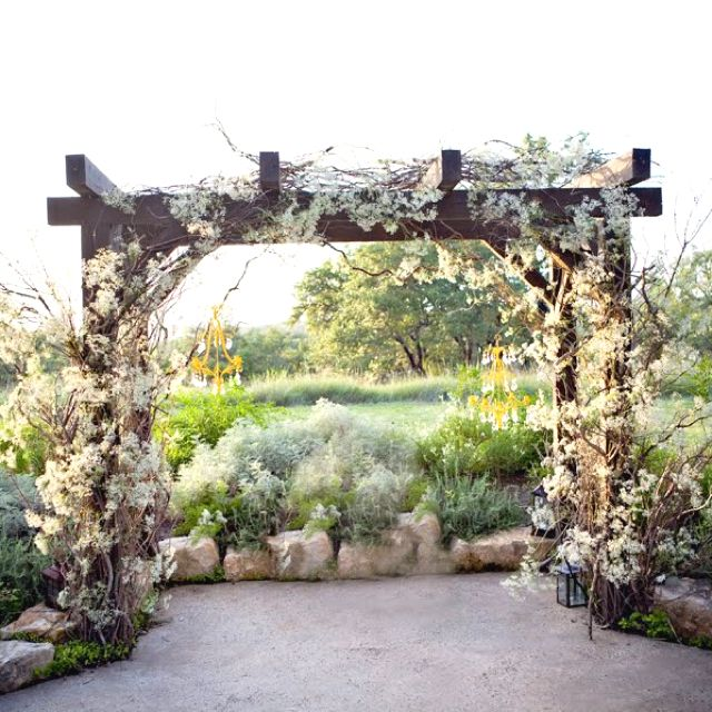 Wedding Altar Simple: Weddings And Such