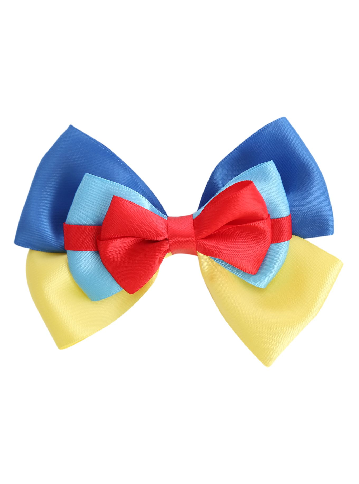 Disney Snow White And The Seven Dwarfs Cosplay Hair Bow Hot Topic