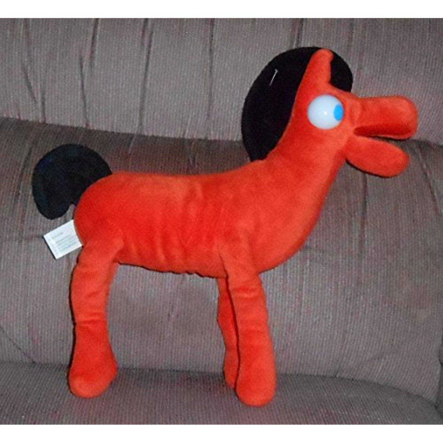 Gumby 13 Pokey Pony Plush Doll Toy Click On The Image For