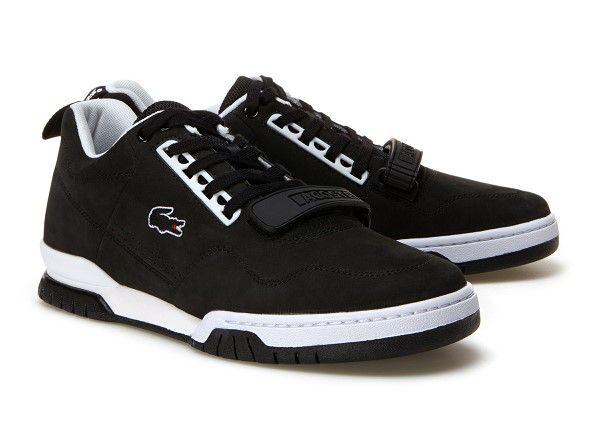 83cdeff61f3 Sneakers Missouri Lacoste en cuir suédé Chaussure Lacoste Femme