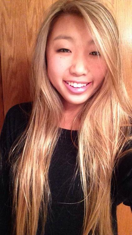 Blonde Asians 2