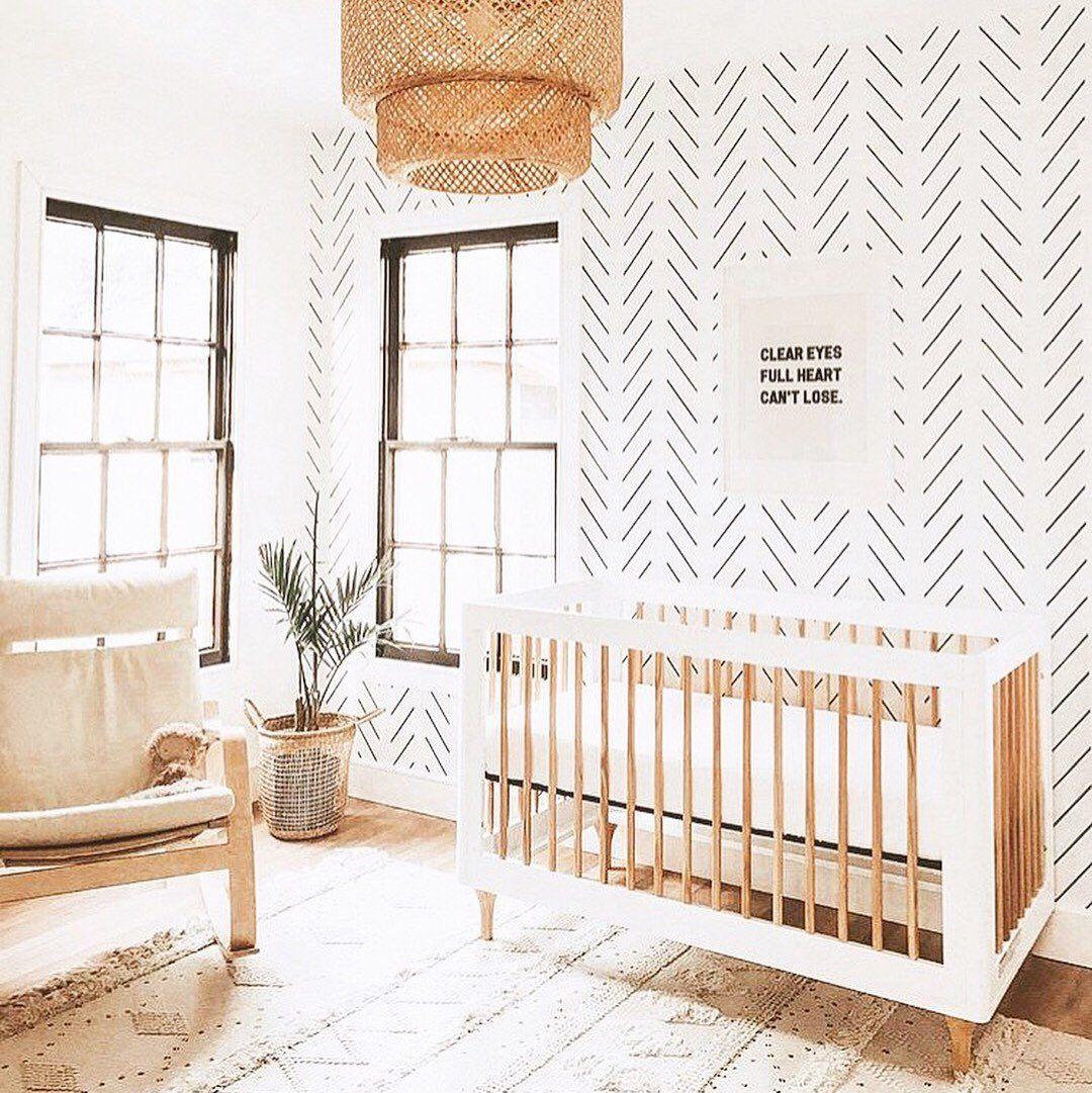 35++ Gender neutral nursery wallpaper ideas