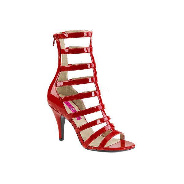 High Heels Pleaser Shoes Damenschuhe Pink Label DREAM 438