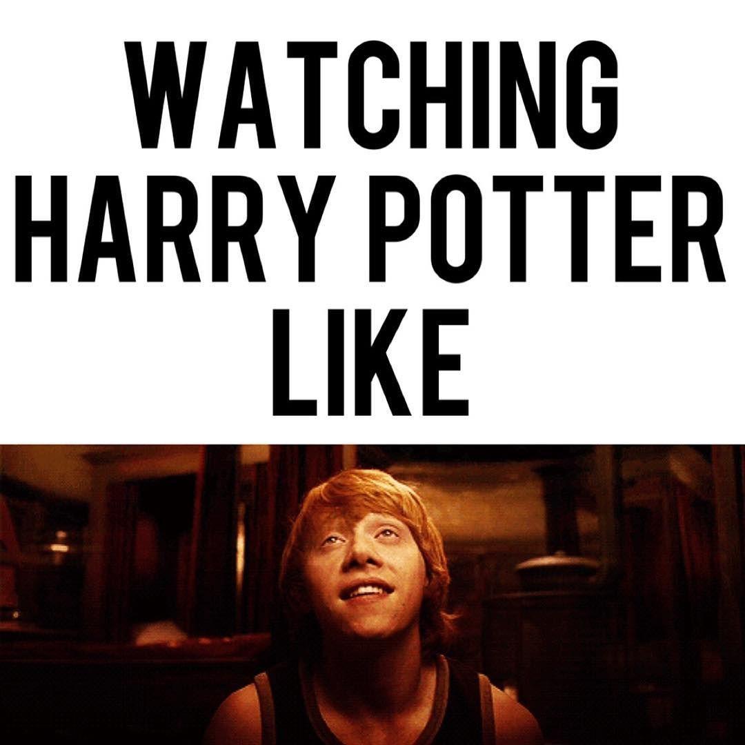 Harry Potter Memes On Instagram Harrypotter Memes Harrypottermemes Hermionegranger Ronweas Harry Potter Capsleri Harry Potter Cast Harry Potter Filmleri