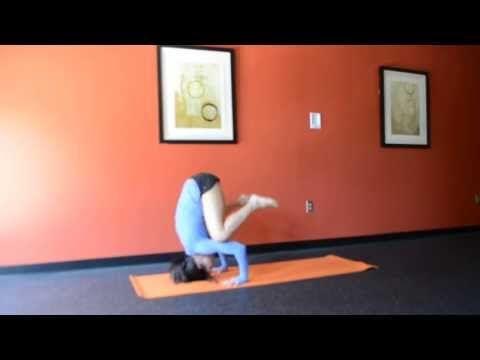 Yoga Tripod Headstand Tutorial from Peanut Butter Runner ...