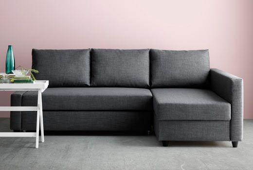 IKEA Corner Sofa Bed with storage Pinteres