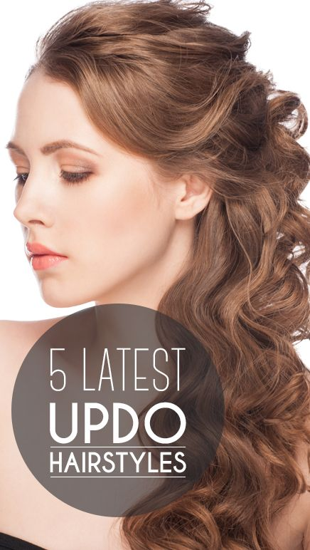 5 Latest Updo Hairstyles Easy Updo Hairstyles Easy Updo And Updo