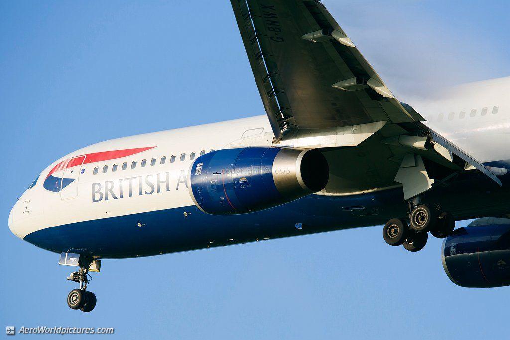 13 British Airways Boeing 767-336(ER) G-BNWX