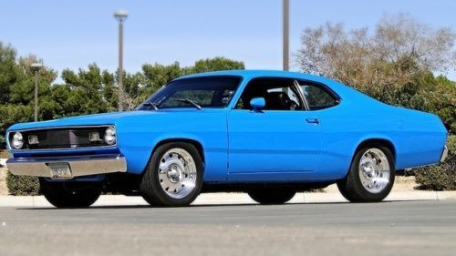 Plymouth Duster Pro Touring Dodge Muscle Cars Plymouth Muscle Cars Classic Cars Muscle
