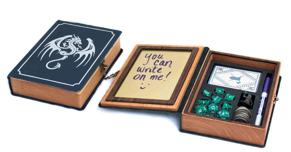 Spellbook Game Boxes Elderwood Academy (With images