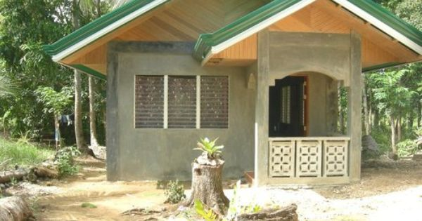 Image result for small house design philippines houses Simple small house